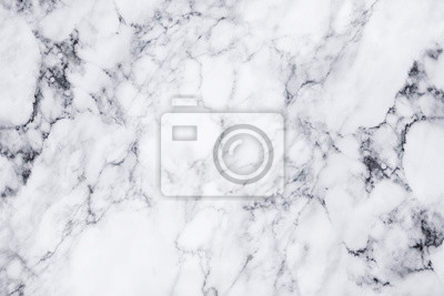 Fototapeta Biały marmur tekstury i tła.