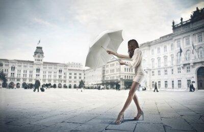 Fototapeta Biały Protection