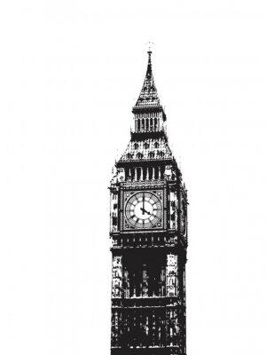 Fototapeta Big Ben
