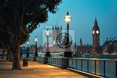 Fototapeta Big Ben i Houses of Parliament