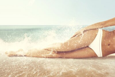 Fototapeta bikini