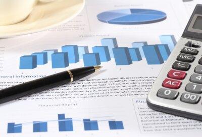 Fototapeta biznesowych i finansowych