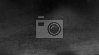 Fototapeta Black steel board texture background