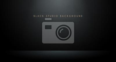 Fototapeta Blackstudio background