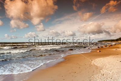 Fototapeta Blatic sea coast