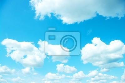 Fototapeta błękitne niebo