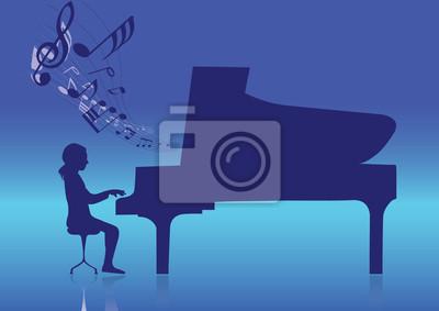 blue koncert fortepianowy