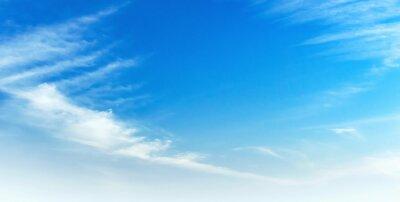 blue sky white cloud nature landscape backgropund