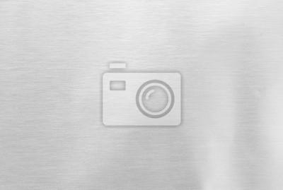 Fototapeta Błyszcząca liść srebna foliowa abstrakcjonistyczna tekstura
