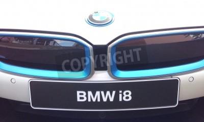Fototapeta BMW i8