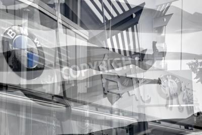 Fototapeta bmw silniki wyobraźnia