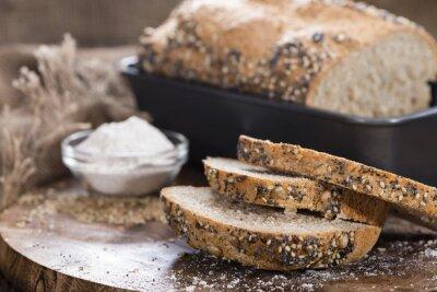 Fototapeta Bochenek chleba