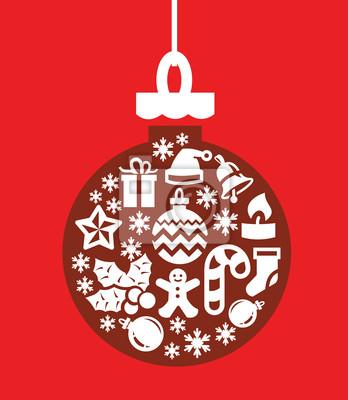 Boże Narodzenie w tle