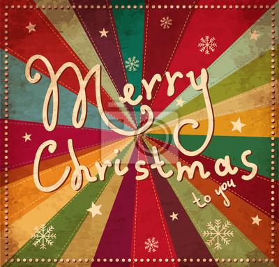 Fototapeta Boże Narodzenie w tle