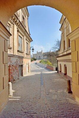 Fototapeta Brama Grodzka w Lublinie