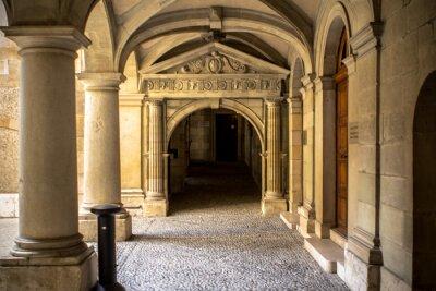 Fototapeta Brama z kolumnami