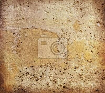 Brązowy ściana grungy