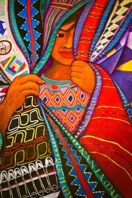Fototapeta BUNT MEKSYK