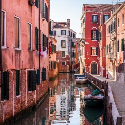 Fototapeta Canal à Venise