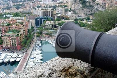 Cannon i widok z Monte Carlo
