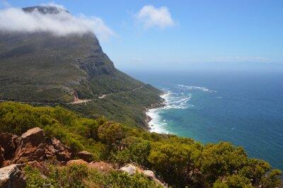 Fototapeta Cap de Bonne Esperance - Afrique du sud