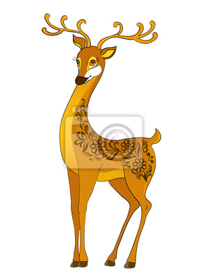 cartoon jelenia, z kwiatów streszczenie