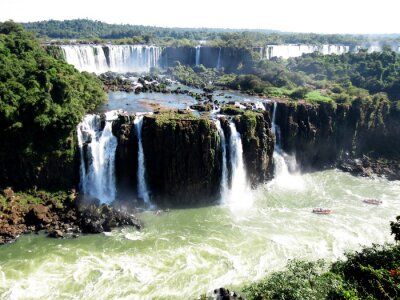 Fototapeta Cataratas do Iguaçu Paraná Brasil