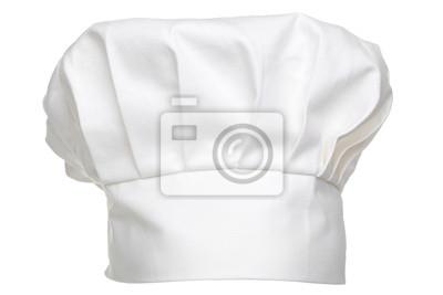 Fototapeta Chefs hat samodzielnie