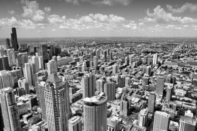 Fototapeta Chicago, USA