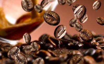 Fototapeta Chicchi di caffe '
