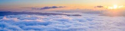 Fototapeta chmury i mgły