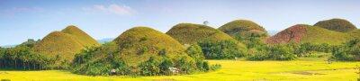 Fototapeta Chocolate Hills