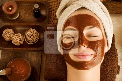 Chocolate Spa Facial Mask