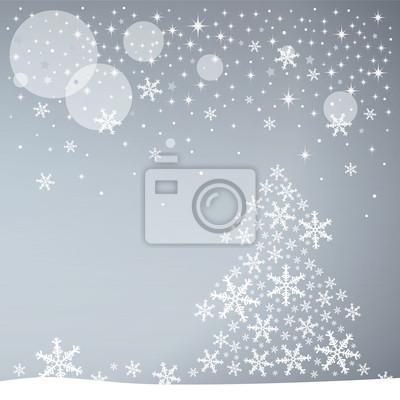 Christmas tła projektowania