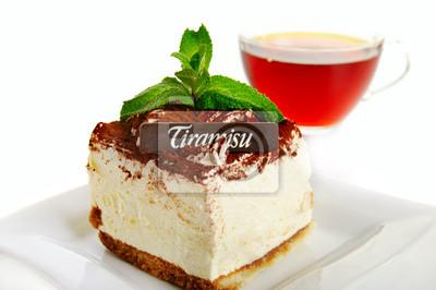 Ciasto czekoladowe tiramisu