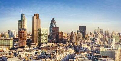 Fototapeta City of London