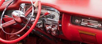Fototapeta classic car mad 011