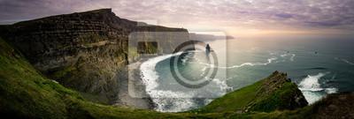 Fototapeta Cliff of Moher, Ireland
