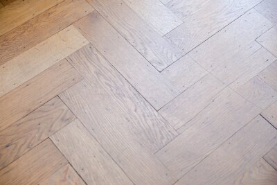 Fototapeta Close up of wooden floor
