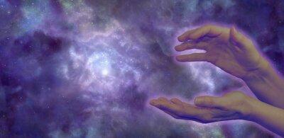 Fototapeta Cosmic Healer