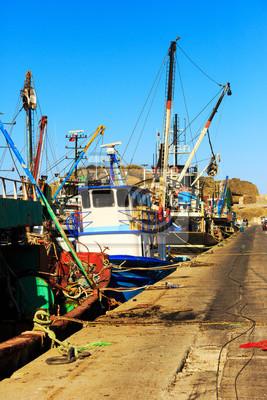 Cumowania łodzi rybackich i urządzeń