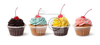 Fototapeta Cupcake