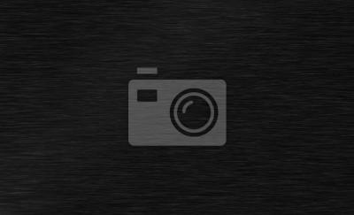 Fototapeta czarne polerowane tle metalu