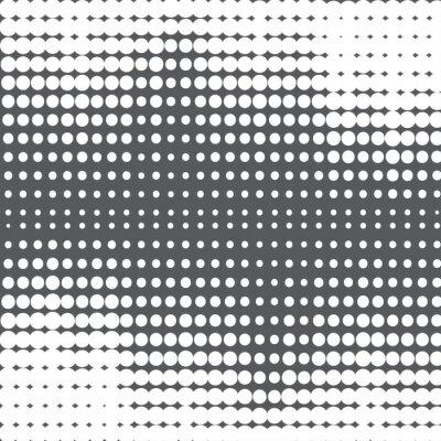 Fototapeta czarne tło półtonów 2
