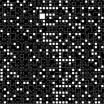 Fototapeta czarno-biały obraz blok