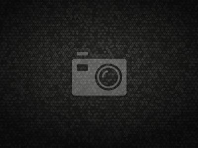 Fototapeta czarny trójkąt płytki wzór, tło wektor