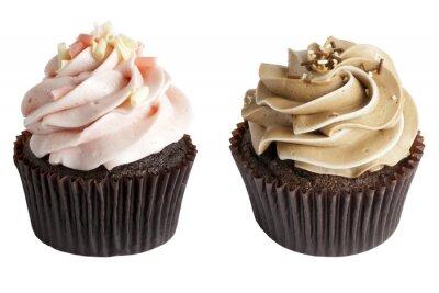 Fototapeta Czekolada Cupcakes
