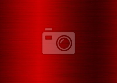 Czerwona metalu tekstury tła wektoru ilustracja