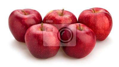 Fototapeta czerwone jabłko pyszne