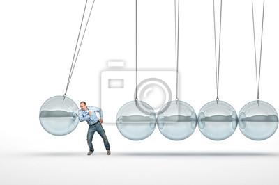 Człowiek i Pendulum